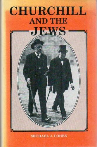 Churchill and the Jews - Michael J. Cohen