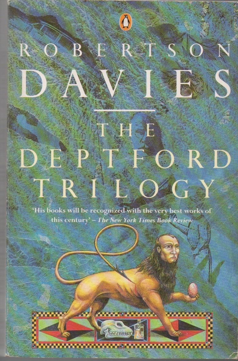 The Deptford Trilogy (Fifth Business; The Manticore; World of Wonders) - Davies, Robertson