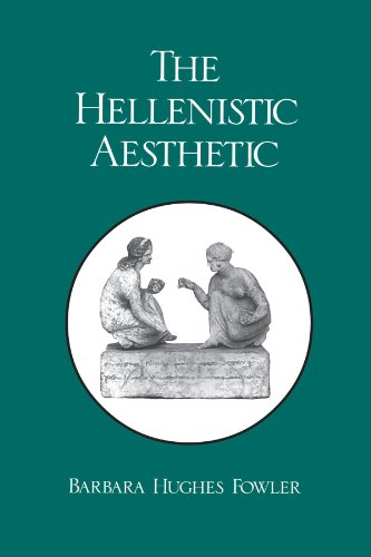 The Hellenistic Aesthetic (Wisconsin Studies in Classics) - Barbara Hughes Fowler