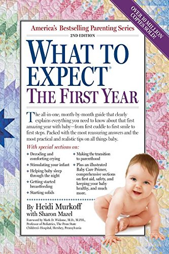 What to Expect the First Year, Second Edition - Sandee Hathaway; Arlene Eisenberg; Heidi Murkoff