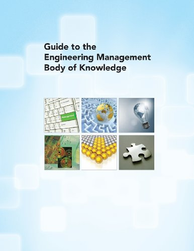 Guide to the Engineering Management Body of Knowledge - American Society of Mechanical Engineers ASME