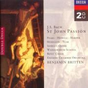 Johannes-Passion (GA-Englisch) - Pears/Tear/Britten/E