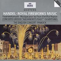 Feuerwerksmusik/Concerti Grossi HMV 335a/+ - Pinnock, Trevor/EC