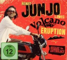 Volcano Eruption (2CD+DVD) - Lawes, Henry