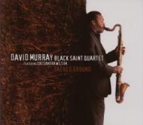 Sacred Ground - Murray, David/Black Saint Quartet Feat. Cassandra