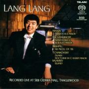 Recorded Live At Seiji Ozawa Hall - Lang Lang