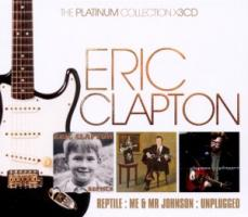 The Platinum Collection - Clapton, Eric