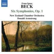 Sechs Sinfonien op.1 - Armstrong, Donald/Nzco