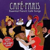 Cafe De Paris (Lim.Metalbox Ed.) - Various