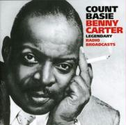 Legendary Radio Broadcasts - Basie, Count/Carter, Benny
