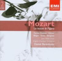 Die Hochzeit Des Figaro - Barenboim/ECO/Berganzo