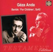 For Children,Sz 42 - Anda, Geza
