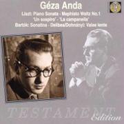 Geza Anda 1954 - Anda, Geza