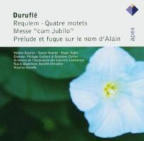Requiem op.9/Messe op.11/+ - Durufle, Maurice+Marie-Madelein