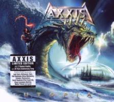 Utopia (Ltd.Edition) - Axxis