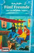 Fünf Freunde 57 und der fliegende Teppich. Cassette - Blyton, Enid