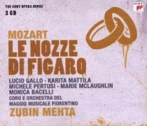 Le Nozze di Figaro - Mehta, Zubin; Mozart, Wolfgang Amadeus