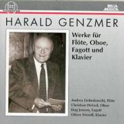 Werke Für Flöte,Oboe,Fagott Und Klavier - Triendl, Oliver/Wetzel/Jensen/Lieberknecht
