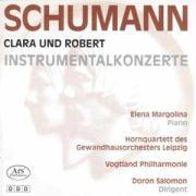 Clara Und Robert Schumann - Margolina/Hornquartett Des Gewandhausorchesters