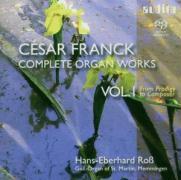 Sämtliche Orgelwerke Vol.1 - Ross, Hans-Eberhard