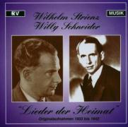 Lieder Der Heimat - Strienz, Wilhelm/Schneider, Will