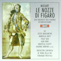 Mozart,W.A.-Le Nozze Di Figaro - Orch. Sinf. E Coro Di Roma Della RAI
