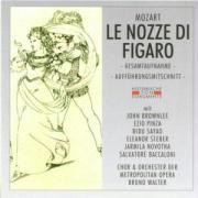 Le Nozze Di Figaro - Chor U. Orch. D. Metropol. Opera