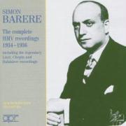 The HMV Recordings 1934-36 - Barere, Simon