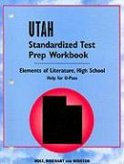 Utah Standardized Test Prep Workbook, High School: Help for U-Pass