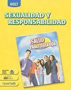 Holt Sexualidad y Responsabilidad - Stine, Curtis C.