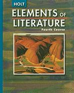 Holt Elements of Literature, Fourth Course