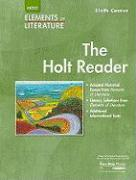The Holt Reader, Sixth Course