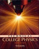 Technical College Physics - Wilson, Jerry D.