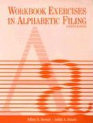 Workbook Exercises in Alphabetic Filing - Stewart, Jeffrey R.; Scharle, Judith A.