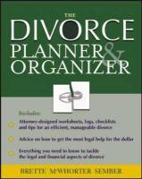The Divorce Organizer & Planner - Sember, Brette McWhorter