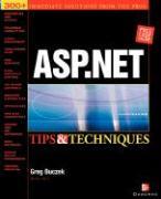 ASP.Net Tips & Techniques - Buczek, Greg