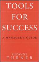 Tools for Success - Turner, Suzanne