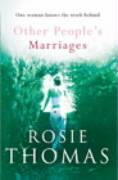 Other People's Marriages - Thomas, Rosie