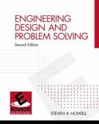Engineering Design and Problem Solving - Howell, Steve K.