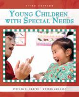 Young Children with Special Needs - Hooper, Stephen; Umansky, Warren