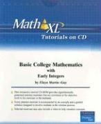 Basic College Mathematics with Early Integers - Martin-Gay, Elayn