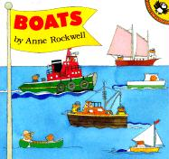Boats - Rockwell, Anne F.