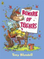 Beware of Teachers - Blundell, Tony