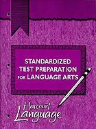 Standardized Test Preparation for Language Arts, Grade 5