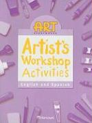 Art Everywhere Artist's Workshop Activities, English and Spanish, Grade 3