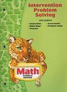 Harcourt Math Georgia Edition Intervention Problem Solving