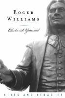 Roger Williams - Gaustad, Edwin S.