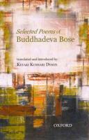 The Selected Poems of Buddhadeva Bose - Dyson, Ketaki Kushari; Bose, Buddhadeva