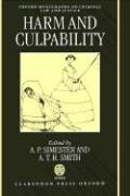 Harms and Culpability - Simester, Smith