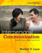 Interpersonal Communication: Competence and Contexts - Lane, Shelley D.